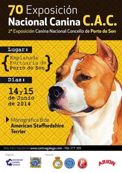 Exposición Nacional Canina de Porto do Son